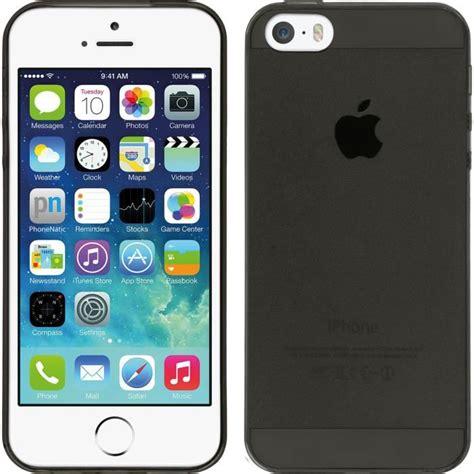 C03370 F Pro For Iphone Se 5s 5 6 6s 6 6 S 7 7 coque en silicone pour apple iphone 5 5s slimcase gris