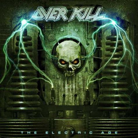 The Age Review by Overkill The Electric Age Reviews Encyclopaedia