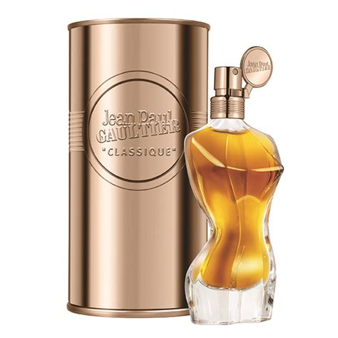 Jean Paul Gaultier Is All About Purity by Jean Paul Gaultier Classique Essence De Parfum Be Beautiful