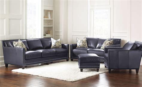 navy blue living room set navy blue leather living room set from steve silver hx900s coleman furniture