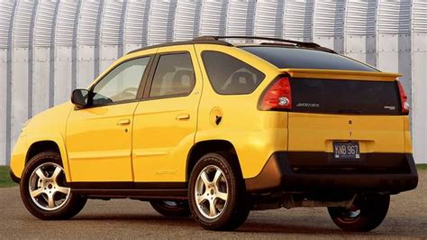 how do cars engines work 2002 pontiac aztek auto manual quot top quot 10 worst cars of all time the globe and mail