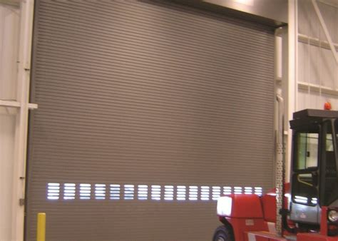 Cookson Doors High Speed Rolling Door 300 Series Cookson Overhead Doors