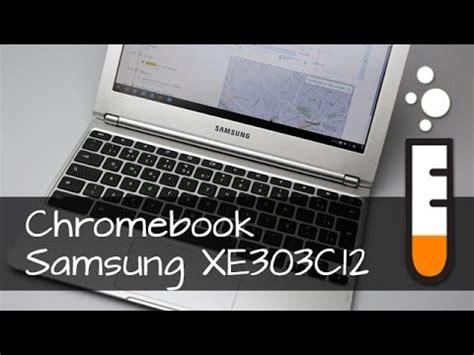 chromebook samsung xe303c12 v 237 deo resenha brasil