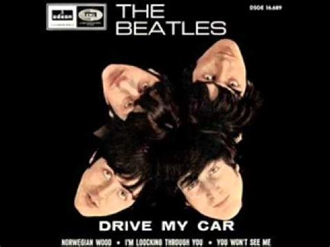 drive my car drive my car letra the beatles lyrics rubber soul