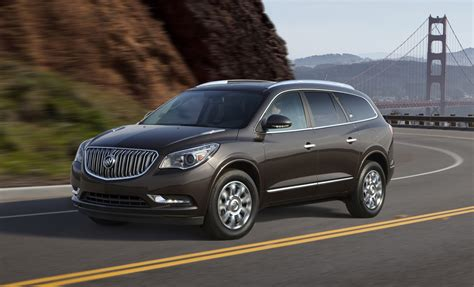 buick enclave review ratings specs prices    car connection