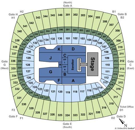 arrowhead stadium seating chart for kenny chesney musgraves arrowhead stadium tickets