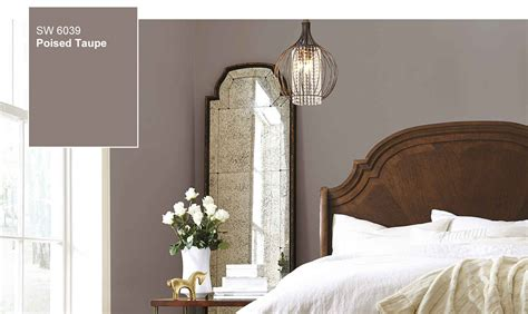 sherwin williams poised taupe color palette sherwin williams selects poised taupe as 2017 color of the