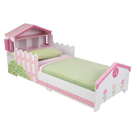 dollhouse girls toddler bed kid kraft cuckooland
