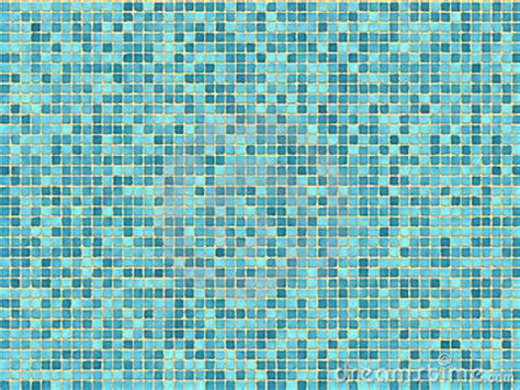 Blue Mosaic Badezimmeraccessoires by Blue Mosaic Tiles Royalty Free Stock Photography Image
