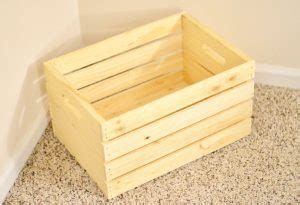 ways  build  wood toy box guide patterns