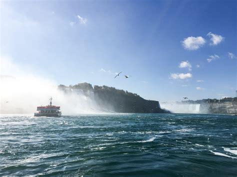boat ride niagara falls ny niagara falls kelsey bang