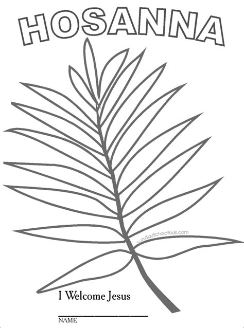 Free Color Page Palm Leaf Review Ebooks Palm Leaves Coloring Pages