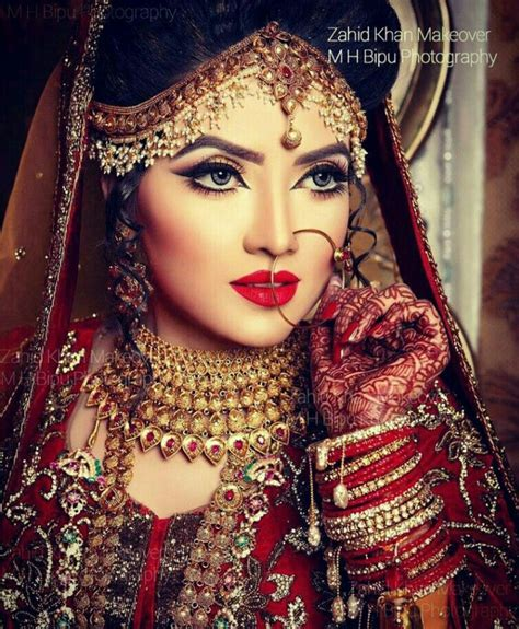 Beautiful Wedding Pics by Most Beautiful Indian Brides Poetry