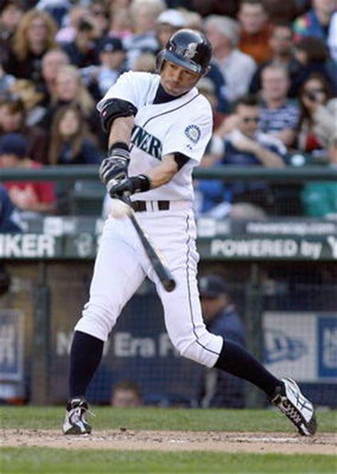 ichiro suzuki swing leadoff hitter