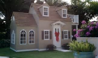 Who Plays House On House January 2012 Lilliput Play Homes Custom Children S