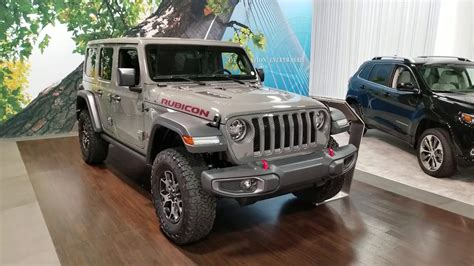 2019 Jeep 4 Door by 2019 Jeep Wrangler Rubicon 4 Door Review