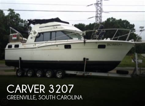 32 ft carver used boats 32 foot carver 32 32 foot carver motor boat in