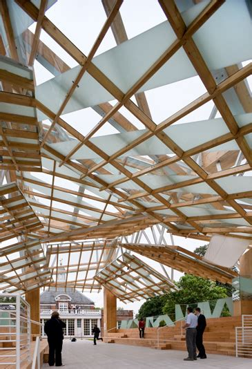 serpentine gallery pavilion 2008 designed by frank gehry