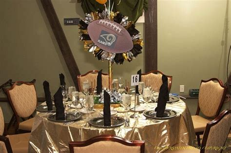 banquet party favors 17 best images about banquet on football yahoo search and banquet centerpieces