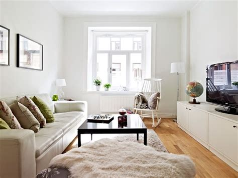 small neutral apartment   square meters