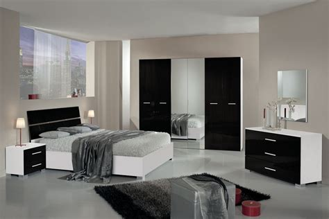 chambre a coucher adulte design chambre adulte noir et blanc avec best chambre a coucher