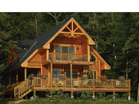 Swiss Chalet House Plans by Chalet Style Home Plans Eplans
