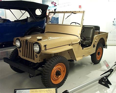 Army To Civilian Resume Examples by Willys Jeep