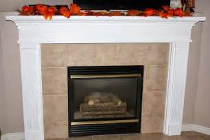 Build fireplace mantel surround home office interiors