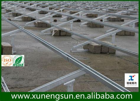 30 Square Meters solar panel mounting bracket solar ground mounting ground