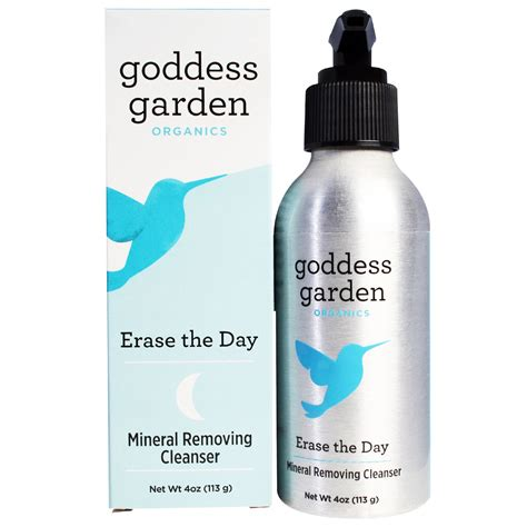 Goddess Detox Discount by Goddess Garden Organics Erase The Day Mineral Removing