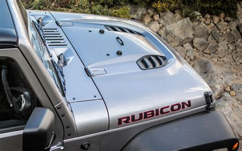 jeep rubicon aftermarket parts wrangler bonnet rubicon 10th anniversary unpainted for