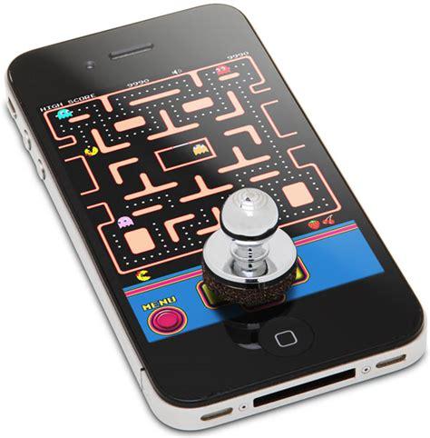 iphone joystick joystick it arcade stick for iphone thinkgeek