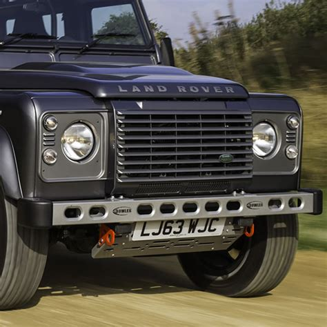 land rover defender bumper lights image gallery defender 90 accessories