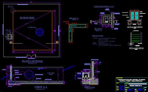 design criteria for reservoir reservoir design study dwg plan for autocad designs cad