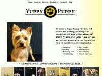 yuppy puppy wilson nc web design wilson nc seo services web design associates wilson nc