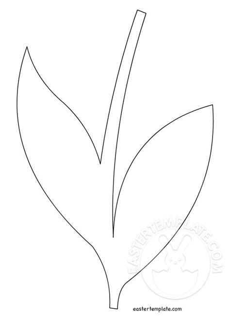 flower stem template flower stem template print out pictures to pin on
