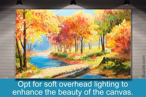 how to hang a painting how to hang a canvas painting