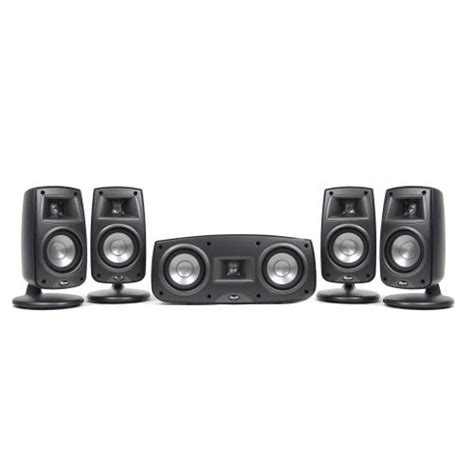 compare klipsch synergy quintet iii home theater speaker