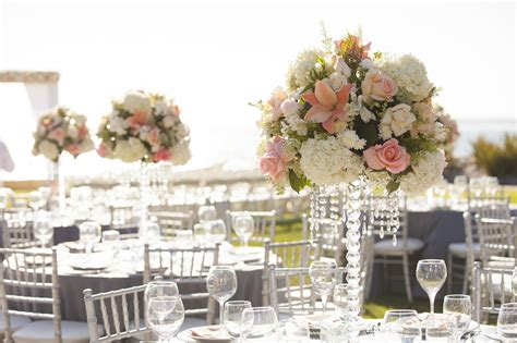 coral and grey wedding centerpieces grey and coral wedding signbeach ideas coral and grey
