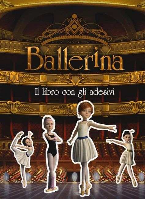 libro ballerina idee regalo quot ballerina quot al cinema con i nostri bimbi aka screenweek it kids