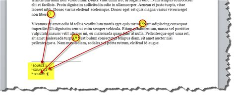 format footnote spacing in word 2010 how to add numbered footnotes easily to a ms word 2010