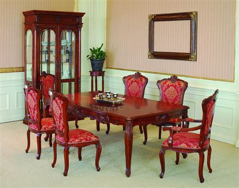 lavish antique dining room furniture emphasizing classic elegance luxury ideas homes