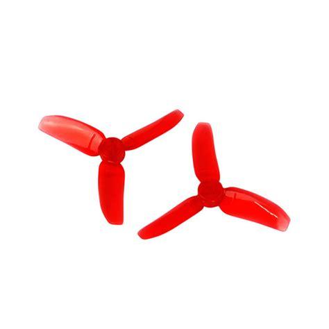 10 pairs kingkong 2840 2 8x4 cw ccw 3 blade propeller 1 5mm mounting price 5 05