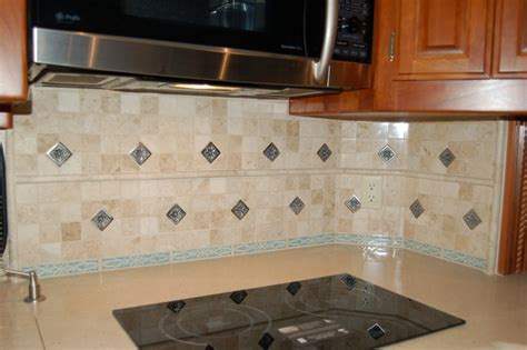 backsplash for rv kitchen backsplash rv renovations by classic coach works