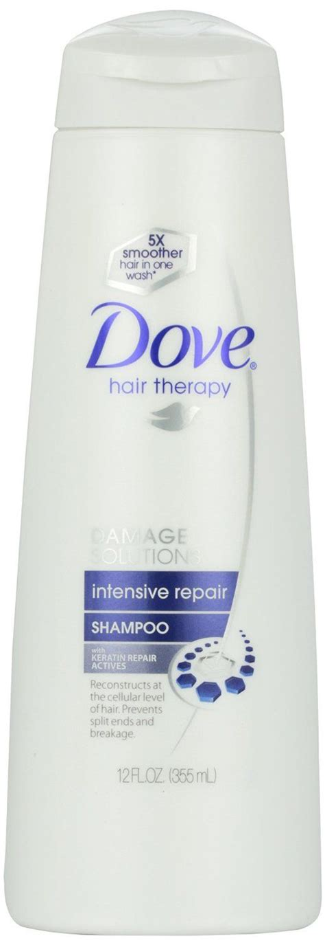 Shoo Dove Intensive Repair dove damage therapy intensive repair shoo reviews