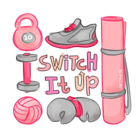 Switch Up firm fitness trainer 7 reasons to switch up your work out