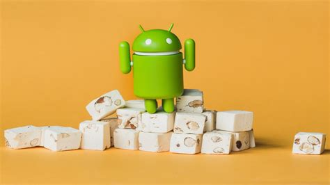 next android update the next nougat update may be android 7 1 build nde63b