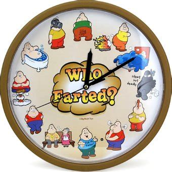 fart clock oldiescom