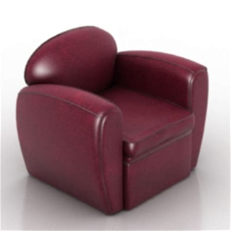 red wine on leather couch wine red leather sofa free 3dmax model free download