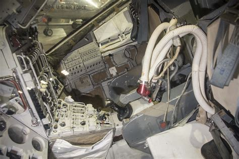 Of The Interior Description by Gemini Spacecraft Gt National Museum Of The Us Air
